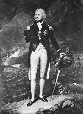Handicapped Painting - Horatio Nelson (1758-1805) by Granger