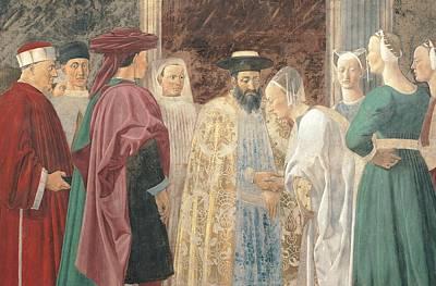 Italy, Tuscany, Arezzo, San Francesco Art Print