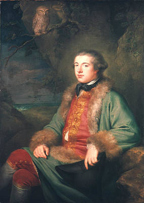 Willison Painting - James Boswell (1740-1795) by Granger