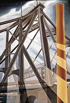 Photograph - Queensborough Bridge by John Sloan