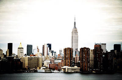 New York City Photograph - Manhattan by Natasha Marco