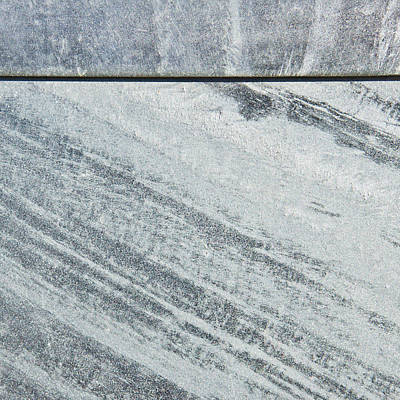 Polished Steel Photograph - Metal Background by Tom Gowanlock