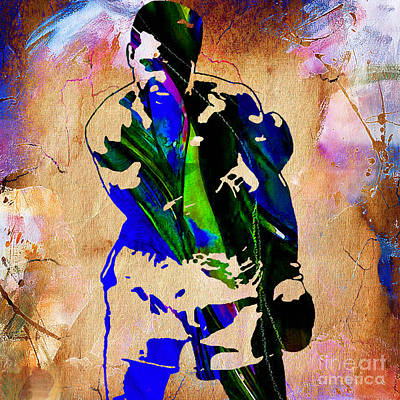 Muhammad Ali Art Print