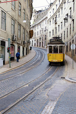 Portugal, Lisbon Art Print