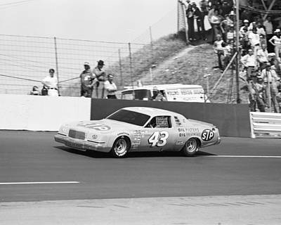 The Kings Photograph - Richard Petty by Retro Images Archive