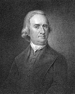 American Revolution Painting - Samuel Adams (1722-1803) by Granger