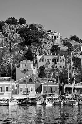 Symi Photograph - Symi Island by George Atsametakis