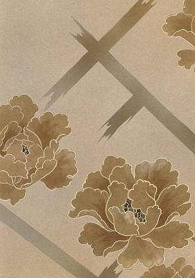 Kimonos Photograph - Untitled by Haruyo Morita