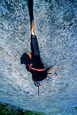 Pop Art - Climber by Elijah Weber