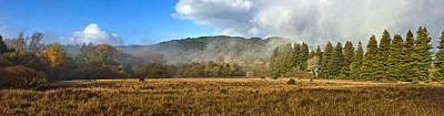 Photograph - 12.7 Meadow Panorama by Larry Darnell