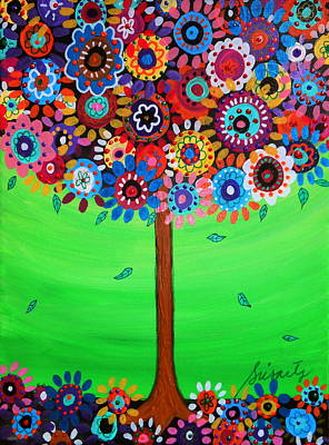 Royalty-Free and Rights-Managed Images - Tree Of Life by Pristine Cartera Turkus