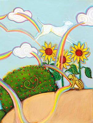 Book Illustrator Photograph - Amy Cordova Artist Reproduction Of Children's Book by Amy Cardova