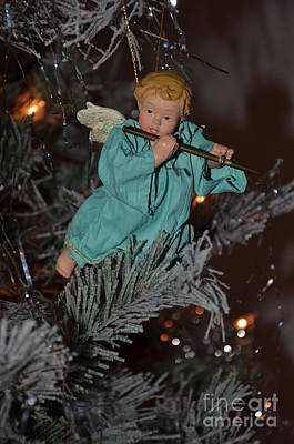 Photograph - Angel Tree 2 by Bob Sample