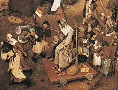 Breugel, Pieter, The Elder, Called Art Print