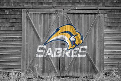 Photograph - Buffalo Sabres by Joe Hamilton