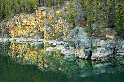 Canada, Alberta, Jasper National Park Art Print
