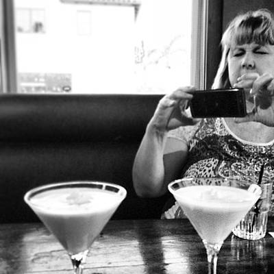 Martini Photograph - 13. Composition. #fmsphotoaday #martini by Lisa-marie Jordan