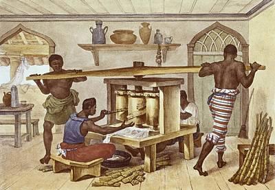 Ceramics Photograph - Debret, Jean Baptiste 1768-1848. A by Everett