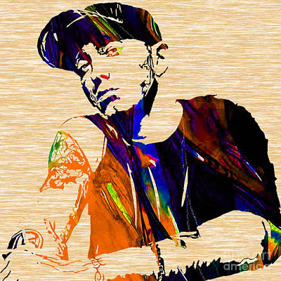 Slim Shady Mixed Media - Eminem Collection by Marvin Blaine