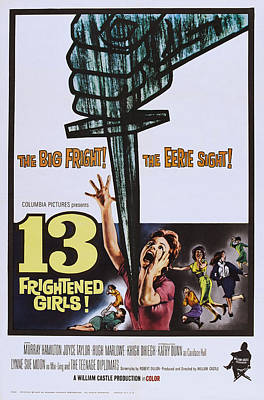 13 Frightened Girls, Aka Thirteen Art Print