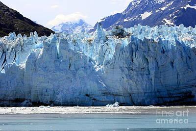 Glacier Bay National Park Art Print by Sophie Vigneault