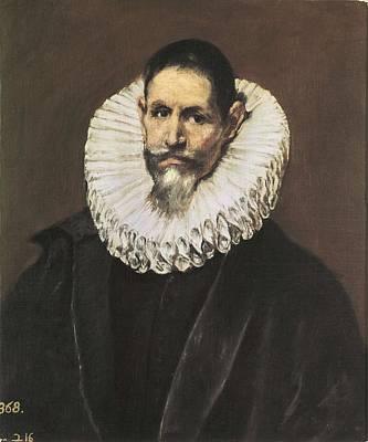 Greco, Dom�nikos Theotok�poulos, Called Art Print
