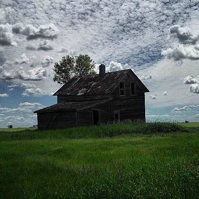 Rural Scenes Photograph - Instagram Photo by Aaron Kremer