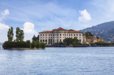 Lago Maggiore Photograph - Isola Bella by Joana Kruse