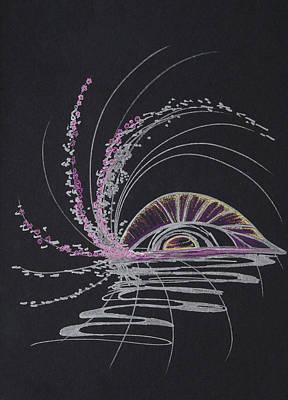 Vishuddha Drawing - 13 by Jessica McLellan