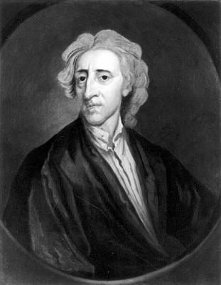 John Locke (1632-1704) Art Print