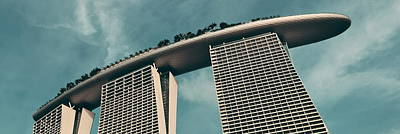 Firefighter Patents - Marina Bay Sands by Songquan Deng