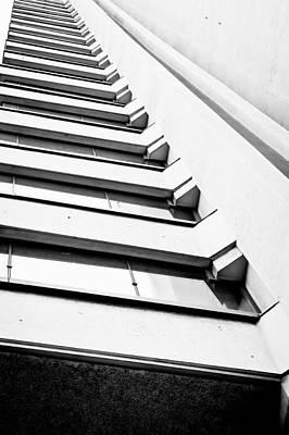 Bachelor Pad Photograph - Modern Building by Tom Gowanlock