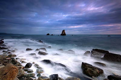 Mupe Bay Art Print by Ollie Taylor