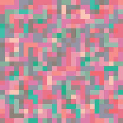 Cartoons Tees - Pixel Art by Mike Taylor