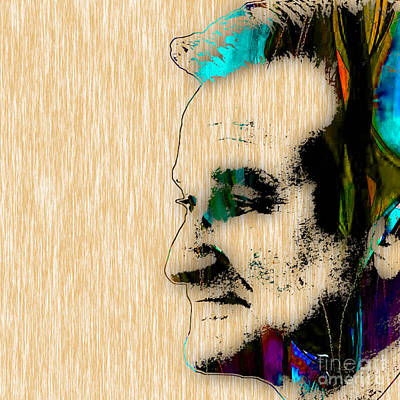 Robin Williams Art Art Print