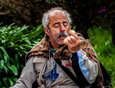 Photograph - Romeiros by Joseph Amaral