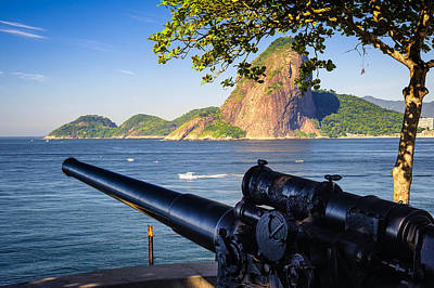 Photograph - Sugarloaf Mountain by Celso Diniz