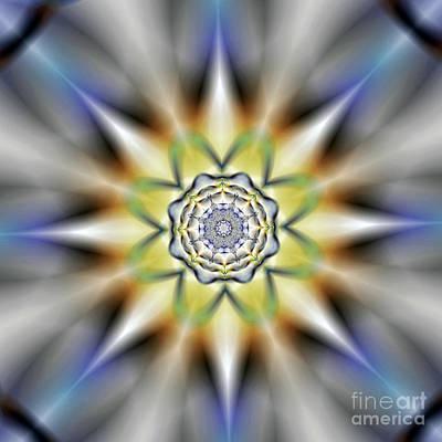 Sumac Flower Digital Art - The Magic Flower by Odon Czintos