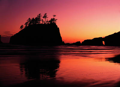 Olympic National Park Photograph - Usa, Washington State, Olympic National by Stuart Westmorland