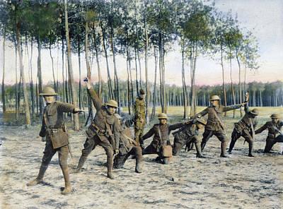 World War I U Art Print by Granger