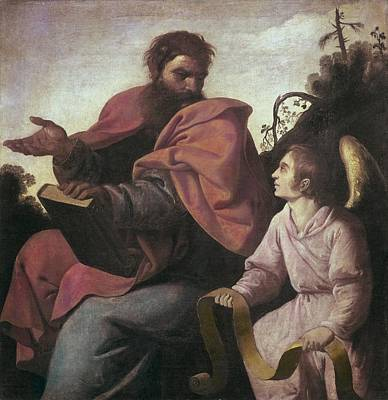 Hagiography Photograph - Zurbaran, Francisco De 1598-1664. Saint by Everett