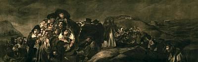 Goya Y Lucientes, Francisco De Art Print