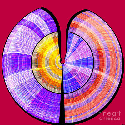1330 Abstract Thought Art Print