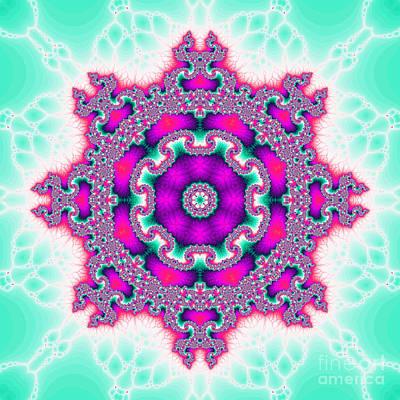 The Kaleidoscope Art Print by Odon Czintos