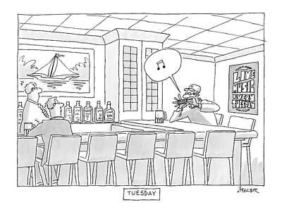 New Yorker September 18th, 2006 Art Print
