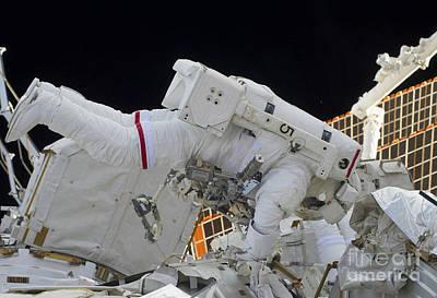 Af Vogue - Astronaut Participates by Stocktrek Images