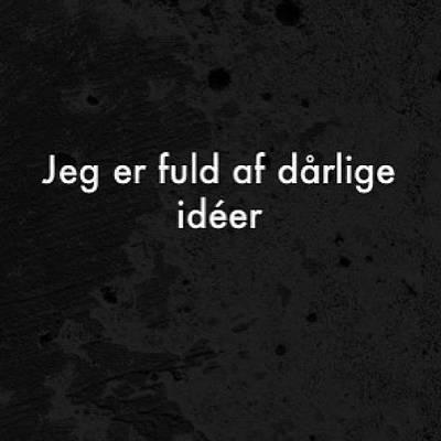 Er Photograph - #ord, #poesi #lyrik #digt #dansk by Bianca Floee