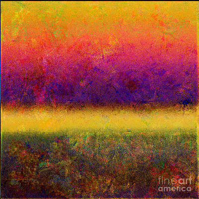 1395 Abstract Thought Art Print
