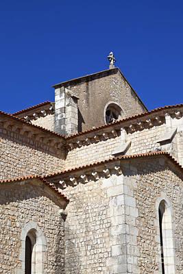 Catholic Photograph - 13th Century Mendicant Gothic Architecture by Jose Elias - Sofia Pereira