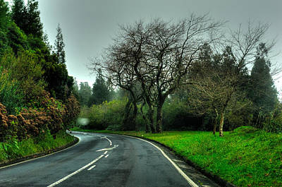 Photograph - Azores Landscapes by Joseph Amaral